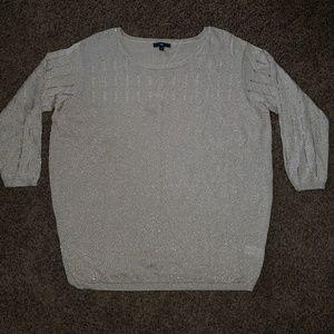 Gap Glitter Sweater